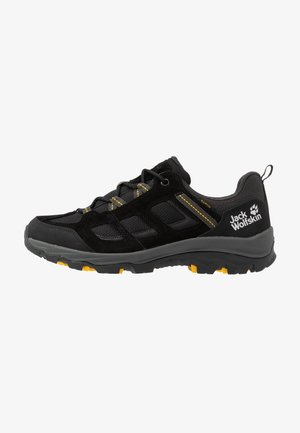 VOJO 3 TEXAPORE LOW - Hikingschuh - black/burly yellow