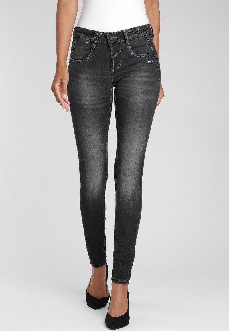 Gang - Jeans Skinny Fit - black