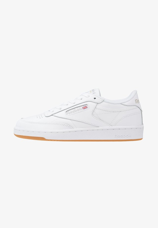 CLUB C 85 - Zapatillas - white/light grey
