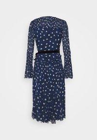 Diane von Furstenberg - ANI - Vapaa-ajan mekko - new navy - 8