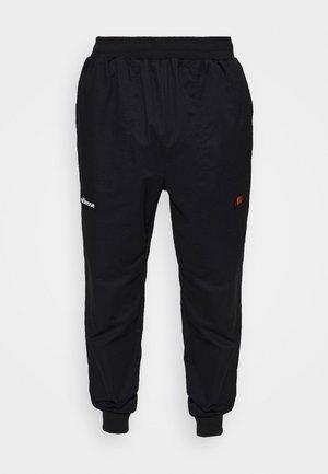 DUCCIO PANT - Cargo hlače - black