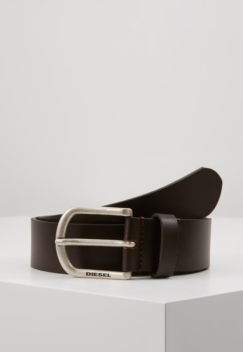 Diesel - B-BALDO  - Belt business - dark brown