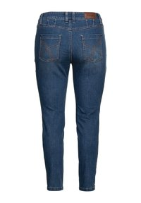 Sheego - Jeans Skinny Fit - blue denim - 4