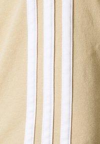 adidas Performance - Triko spotiskem - beige - 2