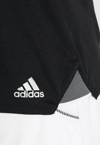 adidas Performance - CLUB TANK - Sports shirt - black - 6