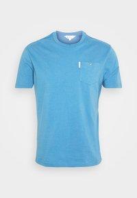 SIGNATURE TEE - T-shirt basic - riviera blue