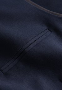 Matinique - BRECK STRETCH - Suit waistcoat - navy blazer - 9