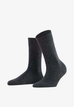 SENSITIVE BERLIN - Socks - anthra.mel