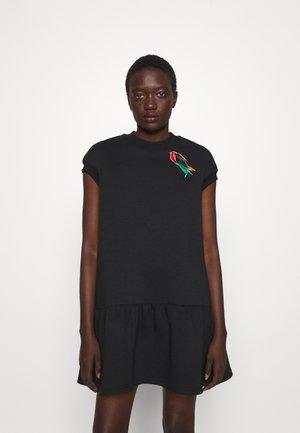 COURTNEY DRESS - Jurk - black