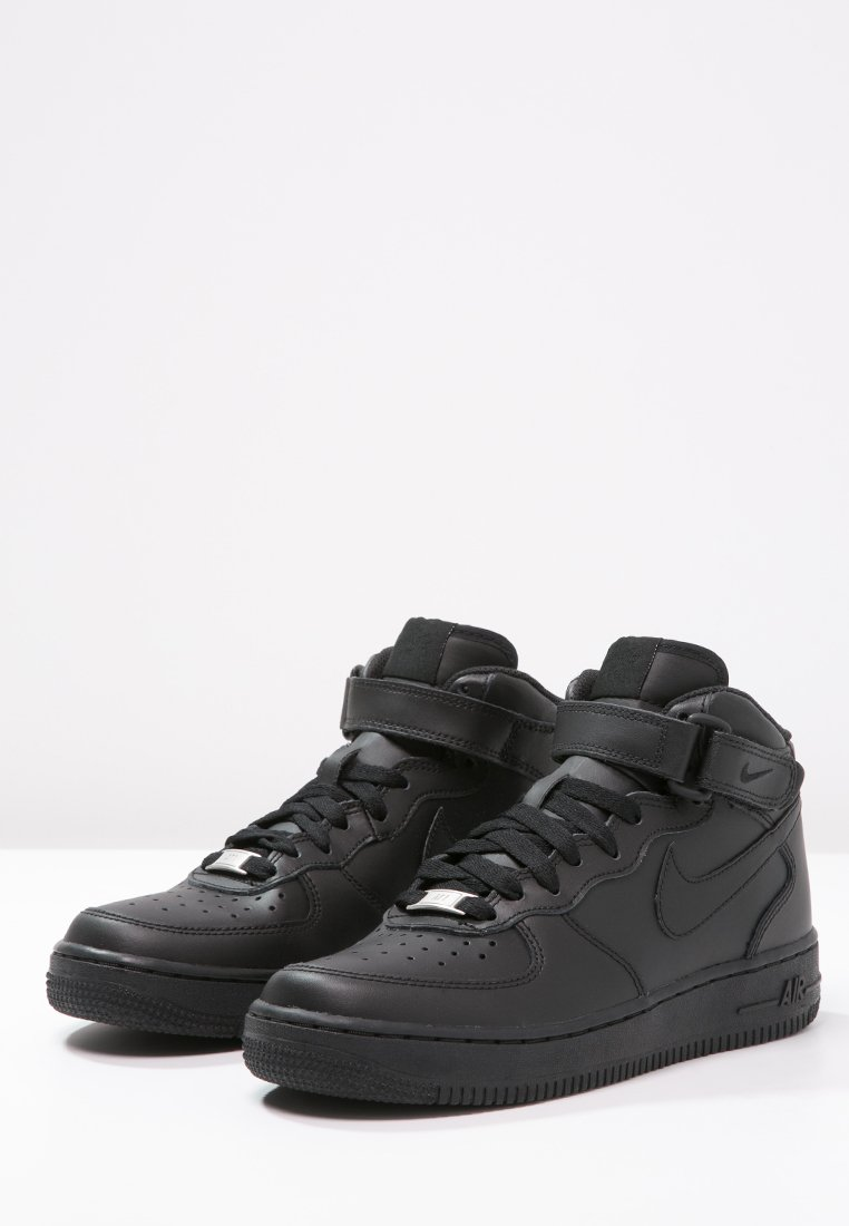 air force 1 alte uomo nere