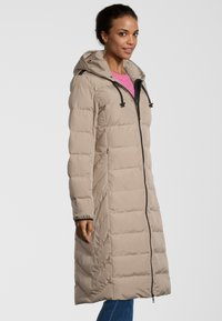 No.1 Como - Winter coat - sand - 1