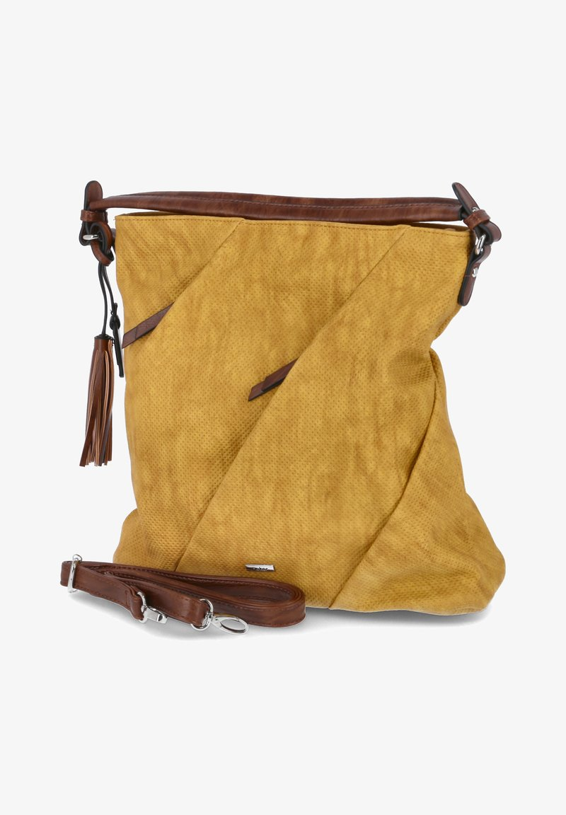 Rieker - Across body bag - gelb