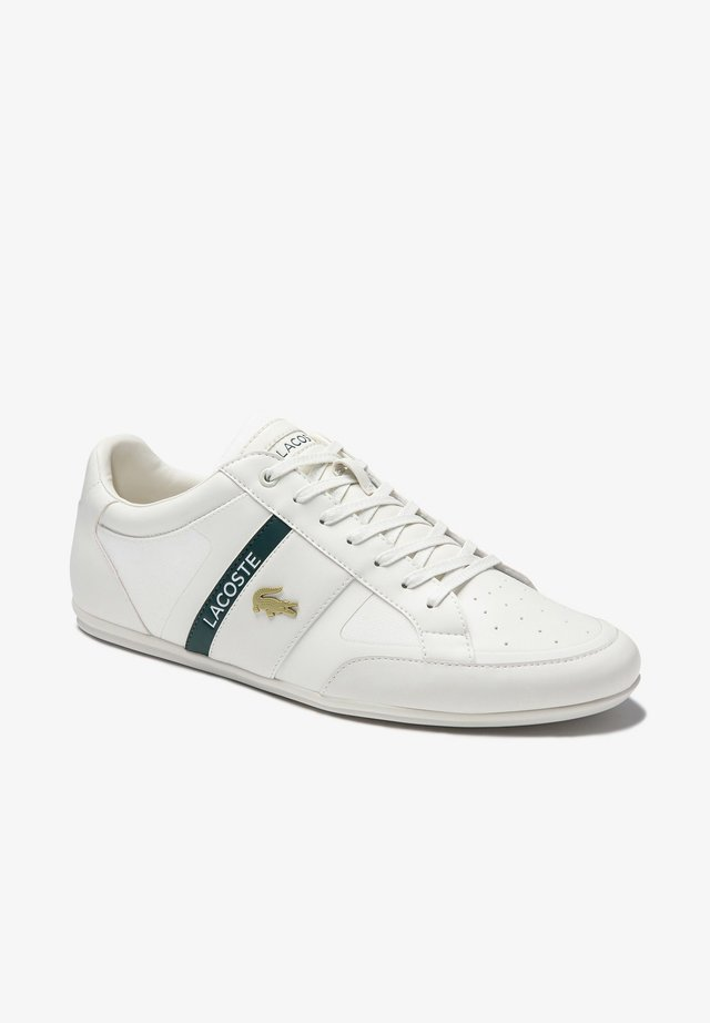 40CMA0060  - Trainers - off wht/dk grn