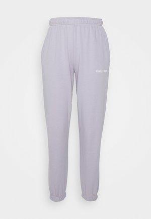 DARI PANTS - Tracksuit bottoms - purple haze