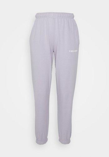 DARI PANTS - Träningsbyxor - purple haze
