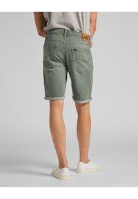 Lee - Denim shorts - khaki - 3