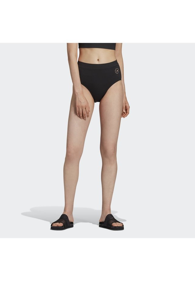 Dół od bikini - black