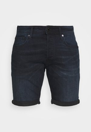 JJIRICK JJORIGINAL  - Jeans Shorts - blue denim