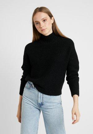 ONLTALIYA - Pullover - black
