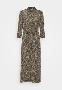 ONLY - ONLANNEMONE MIDI DRESS  - Maxi dress - pumice stone/sunset - 0