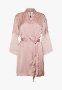 KIMONO - Dressing gown - pale mauve