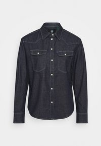 G-Star - WESTERN RELAXED  - Button-down blouse - raw denim - 6