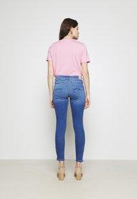 Pepe Jeans - LOLA ZIP - Skinny džíny - denim - 2