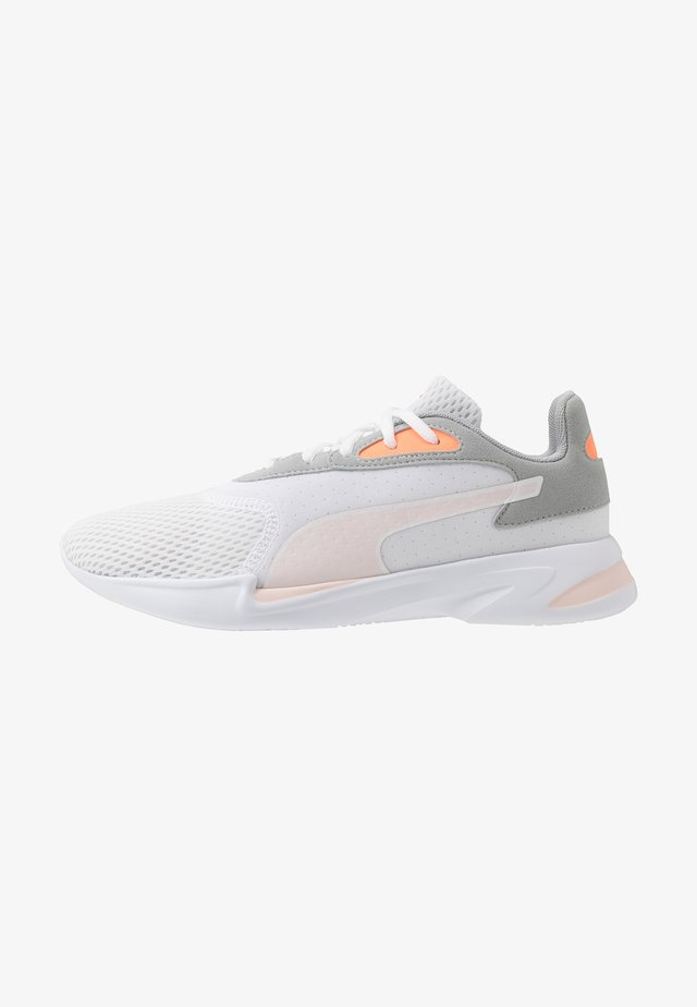 JARO - Scarpe da fitness - white/high rise/rosewater/fizzy orange