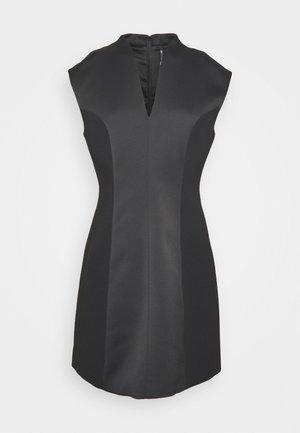 EBE - Pouzdrové šaty - nero