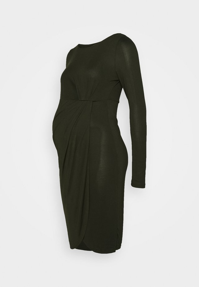 MLCECILY DRESS - Jerseyjurk - duffel bag
