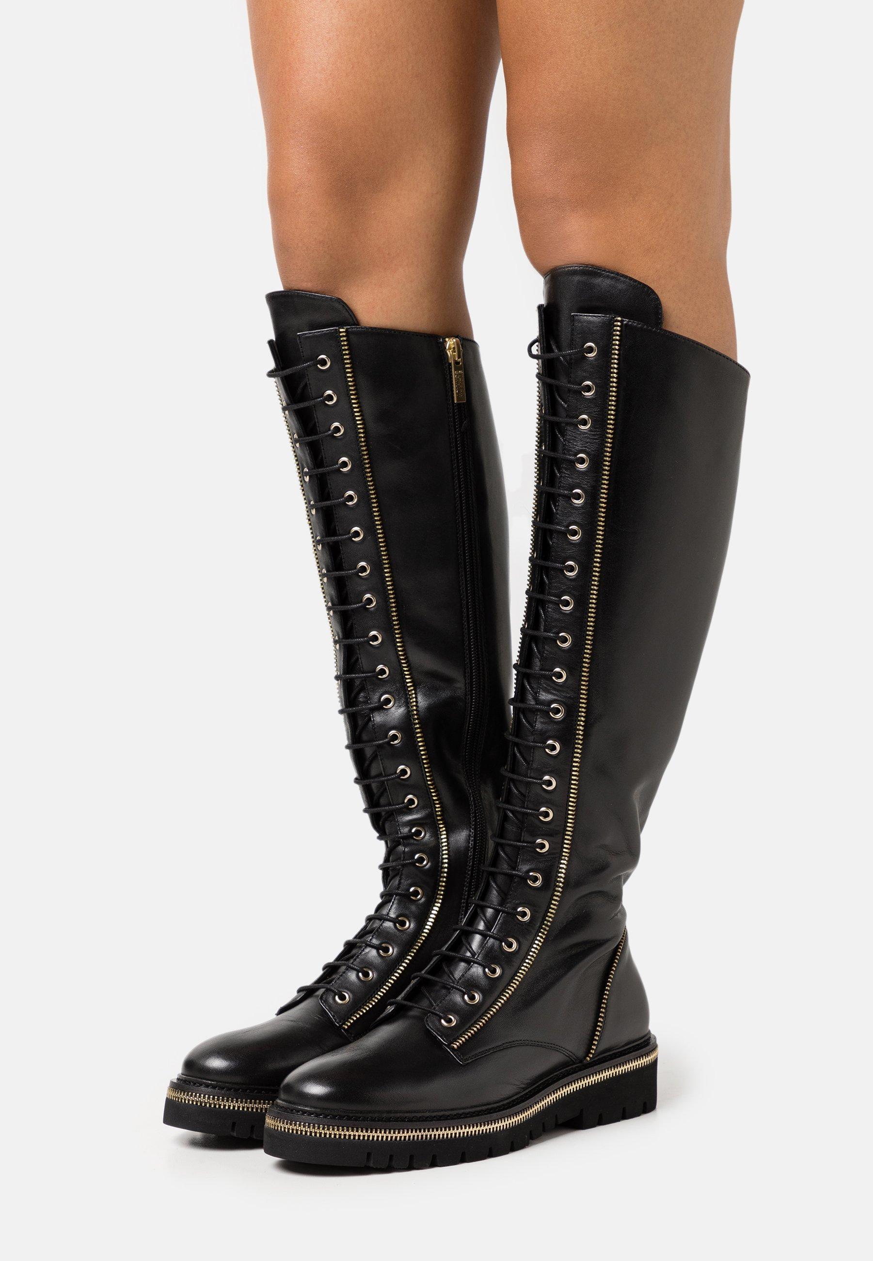Women ZIP STREET - Platform boots