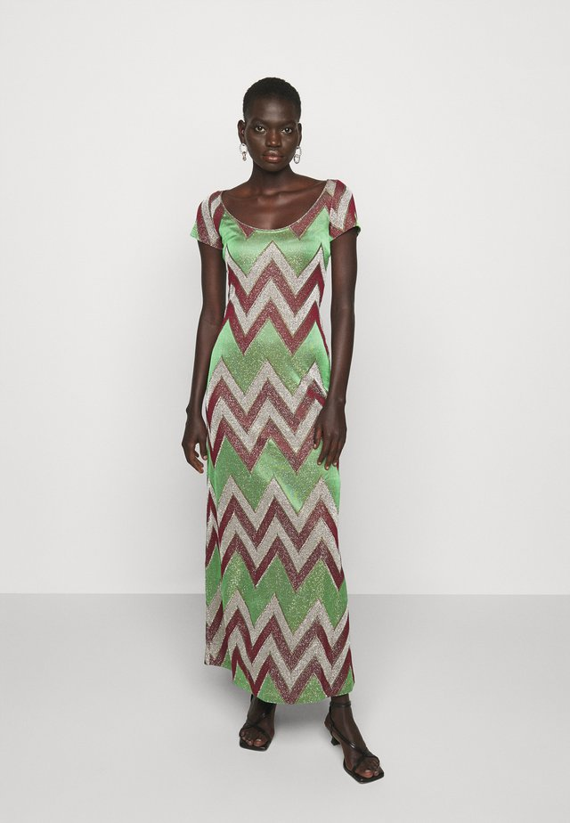 ABITO LUNGO - Jumper dress - multi-coloured