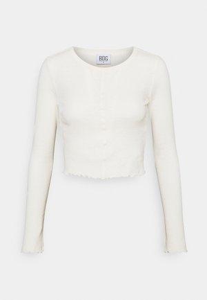 CAMILLA - T-shirt à manches longues - cream