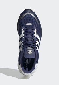 adidas Originals - ZX 1K BOOST SHOES - Baskets basses - blue - 3