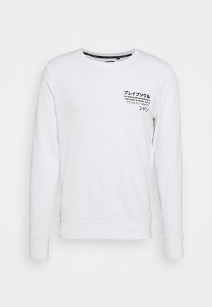 SHENRON - Felpa - white