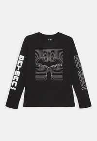 GAP - DC COMICS BATMAN - Long sleeved top - true black - 0