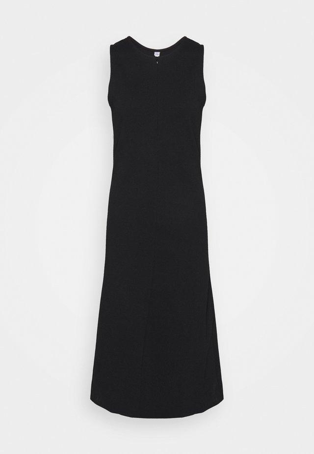 JODIE - Pletené šaty - black