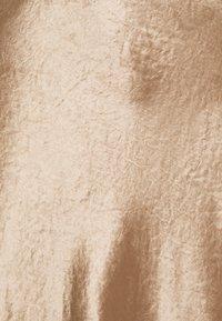 Max Mara Leisure - ALESSIO - Falda de tubo - kamel - 2