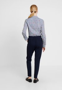 TOM TAILOR - PANTS ANKLE - Trousers - night sky blue - 2