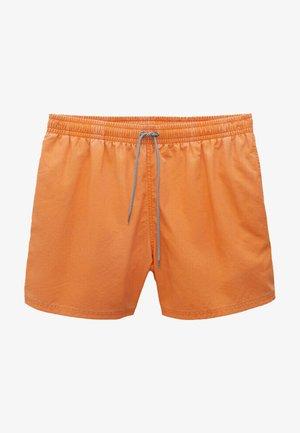 Swimming trunks - orange