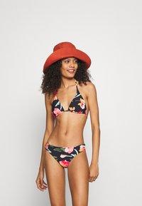 Seafolly - SUMMER MEMOIRS SLIDE  - Bikini top - indigo - 1