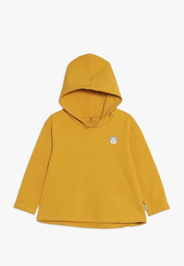 BABY - Sweat à capuche - golden yellow