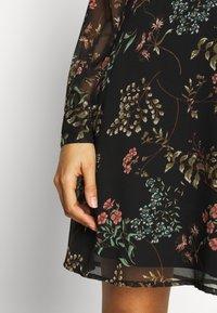 Vero Moda - VMJULIE SHORT DRESS - Day dress - black/julie - 5