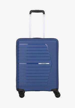 NUBIS - Wheeled suitcase - marine