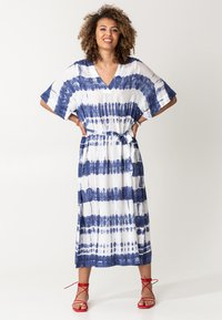 Indiska - NOOMI - Day dress - blue - 0