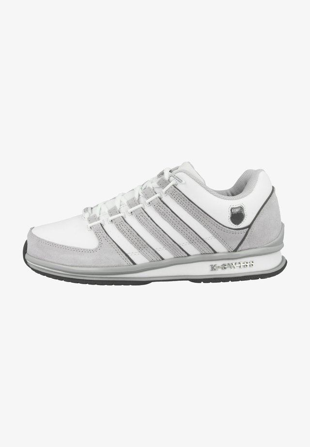 RINZLER - Sneakers laag - white-microchip-smoked pearl (01235-146)