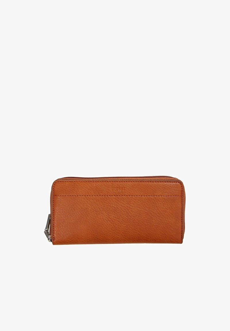 Esprit - Wallet - rust brown