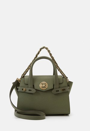 CARMENXS FLAP - Handtasche - army green