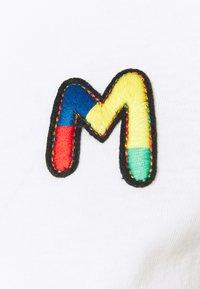 M Missoni - Print T-shirt - white - 2
