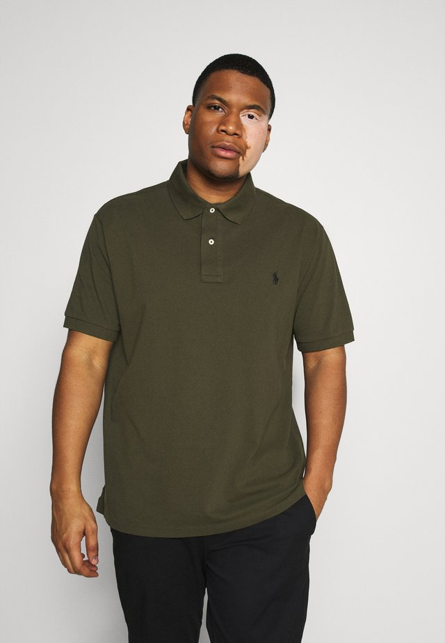 CLASSIC FIT - Poloshirts - company olive